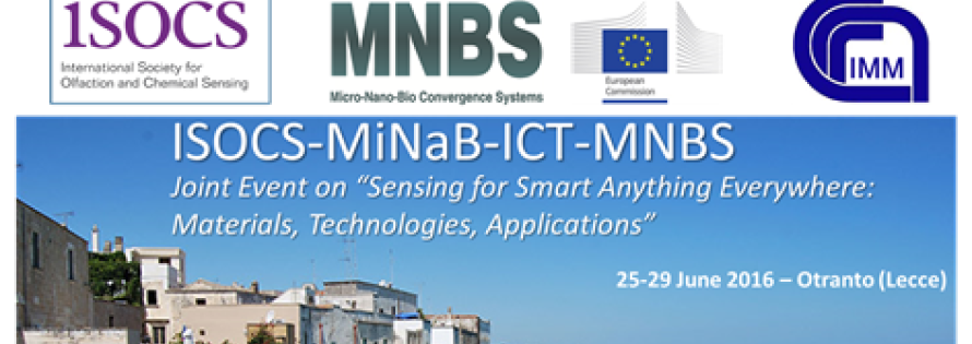 ISOCS-MiNaB-ICT-MNBS: Sensing for Smart Anything Everywhere SQUARE
