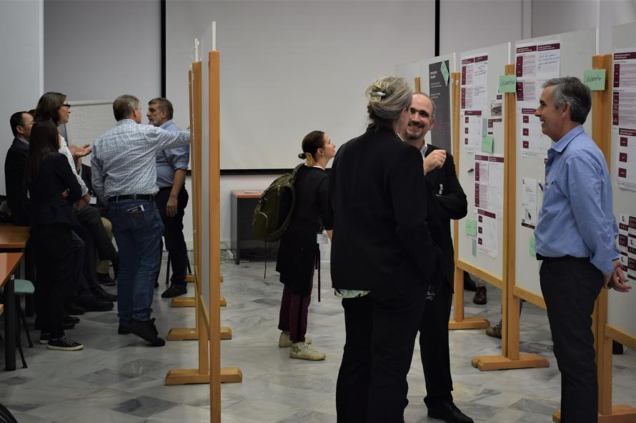 Poster Exhibition in the Library