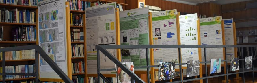 CERTH Centre Library Posters