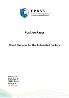 Thumbnail Smart Systems for the Automated Factory