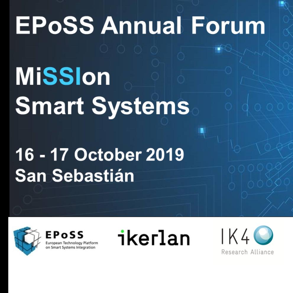 EPoSS Annual Forum 2019 | EPoSS